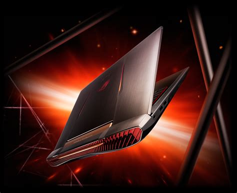 Notebook Asus Rog G752vs G Sync rog g752vs rog republic of gamers asus deutschland