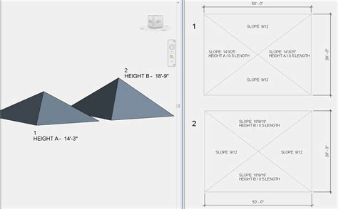 How To Build A Pyramid Roof Revitcity How To Create A Pyramid Roof
