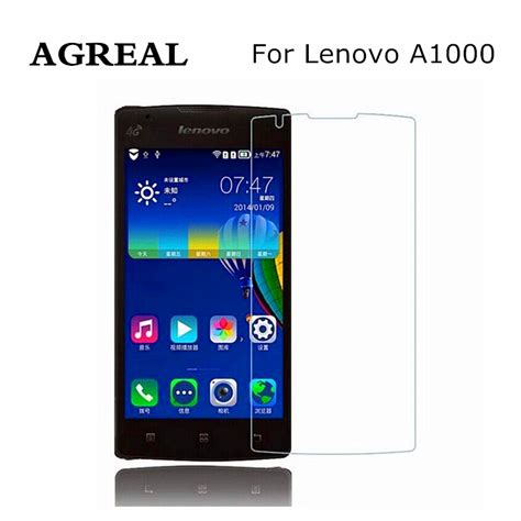 Lenovo A1000 Tempered Glass Screen Protector 9h original tempered glass screen ᗑ protector protector for