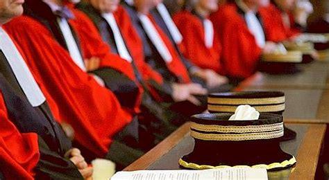 l outrage des magistrats