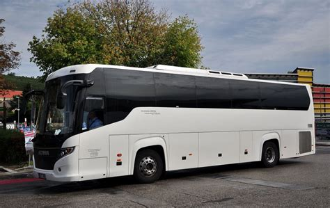 scania touring in cooperation with higer in krems am 26 8