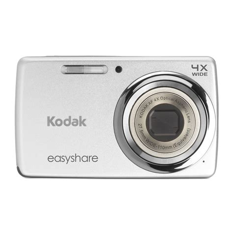 Kamera Digital Kodak 14mp kodak easyshare m532 14 mp digital the tech journal