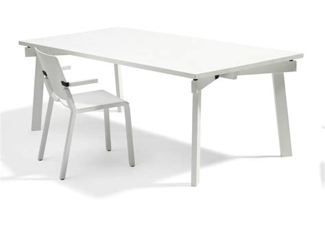 size rectangular table by bl 229 station design bernstrand co