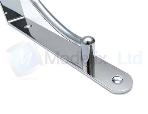 Shelf Support Brackets Metal by Strong Metal Shelf Supports Bracket High Quality Chrome