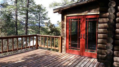 Cabins In Prescott by Authentic Log Cabin In The Prescott Az Pines