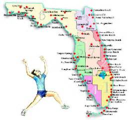 florida attractions map florida map attractions florida tourist attractions list