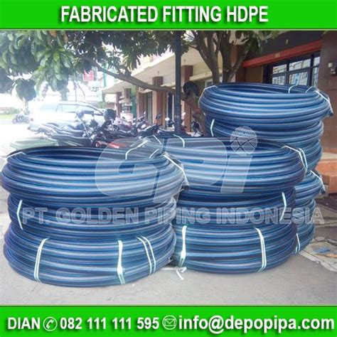 Pipa Hdpe Terbaik Dan Anti Bocor jual pipa hdpe fittings hdpe pipa pe 100 pe 80 black