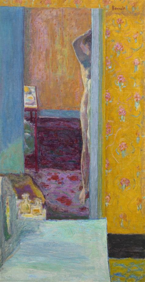 pierre bonnard painting arcadia san francisco ca at legion of honor sf station