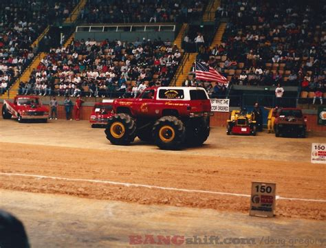 monster truck show hton coliseum bangshift com monster truck