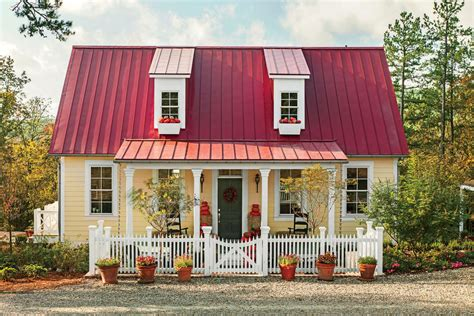 southern living cottages small smart cottage style charming home exteriors