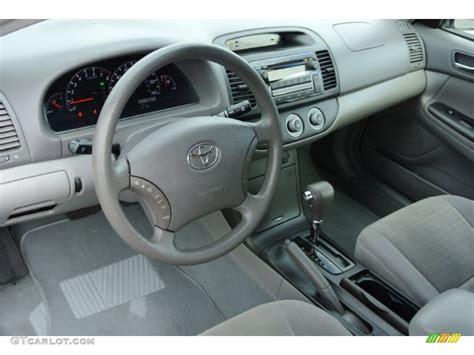 2006 Toyota Camry Interior by Gray Interior 2006 Toyota Camry Le Photo 78244678 Gtcarlot