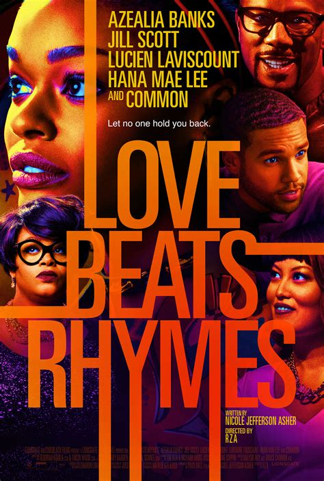 current movies love beats rhymes by hana mae lee trailer poster to love beats rhymes directed by rza blackfilm com read blackfilm com read
