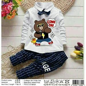 Setelan Baju Snoopy Piyama Snoopy setelan ryn fashion