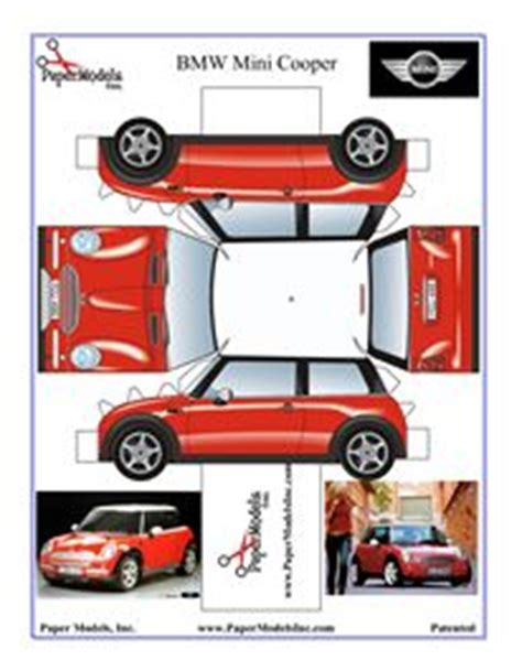 Mini Cooper Papercraft - 1000 images about mini creative on mini