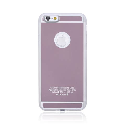 Sale Qi Wireless Charger Card Receiver Untuk Iphone 5 6 5s 5c qi wireless charger charging receiver back cover for apple iphone 6s 6 ebay