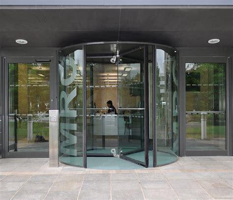 Glass Revolving Door All Glass Revolving Doors Revolving Door Company
