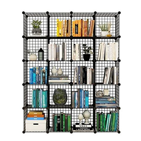 grid wire modular shelving and storage cubes tespo metal wire storage cubes modular shelving grids