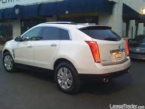 Cadillac Lease Specials Houston Cadillac Srx Crossover Lease