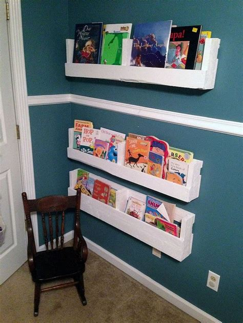 bookshelves diy 25 unique church nursery decor ideas on