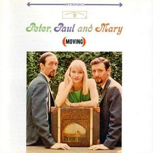 big boat by peter paul and mary moving peter paul and mary album wikipedia