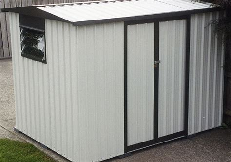 Sheds With Sliding Doors by Maxi With Sliding Door Garden Sheds Skyline