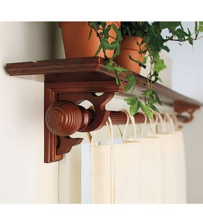 curtain rod shelf window shelf curtain rod guest room home is where the