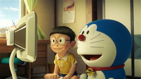 film doraemon berpisah dengan nobita stand by me doraemon rencana perpisahan mengharukan