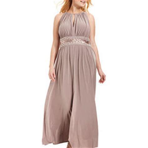 r m richards sleeveless beaded evening gown r m richards plus size dress sleeveless from macys prom