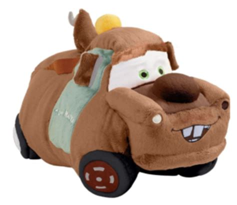 Mater Pillow Pet by Cars 3 Gift Guide Desert Chica