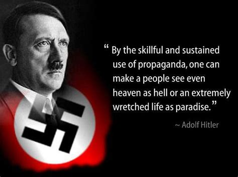 hitler quotes biography hitler quote quot by the skillful and sustained use of
