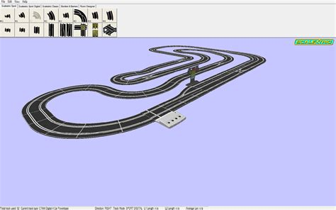 slot car layout design software slot car track layout software free download free apps