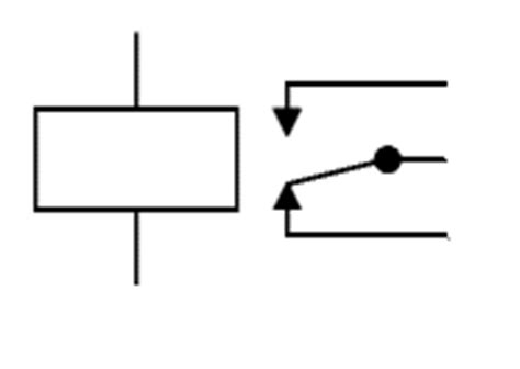 symbol for relay coil gcse bitesize relays