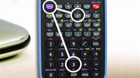 calculator antilog how to use a scientific calculator doovi