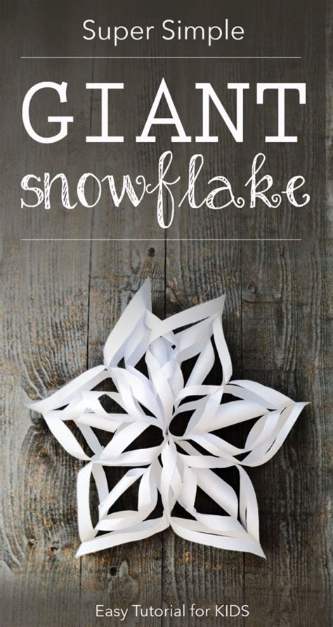 easily decorating your single home suddenly solo 3d snowflakes tutorial winter craft your kids can do