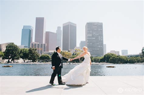 Wedding Favors Downtown Los Angeles by Downtown Los Angeles Rooftop Wedding