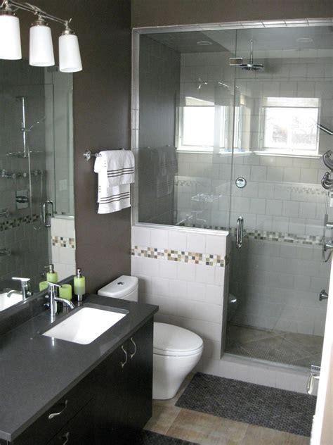 Stand Up Shower Bathroom Designs Photos Hgtv