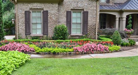 landscaping ga garden design in macon ga lawnworks