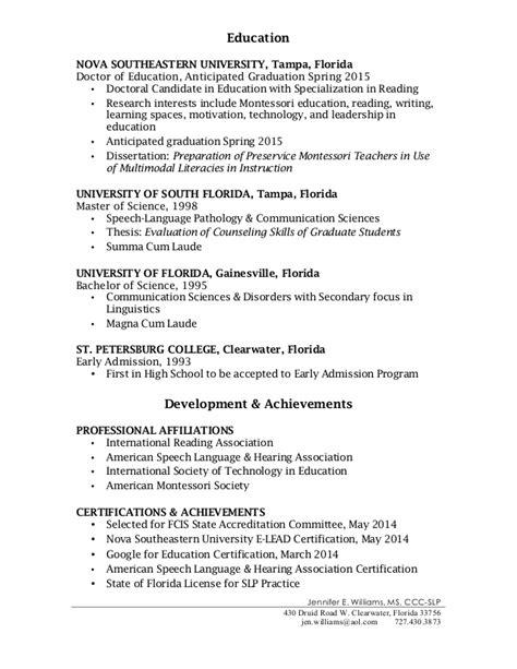 resume speech pathology resume wonderful resumes indeed 15