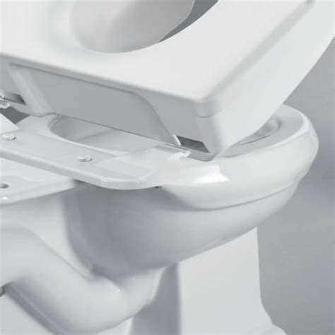 supplies toilet seat handles 5 quot raised toilet seat moen locking with support handles