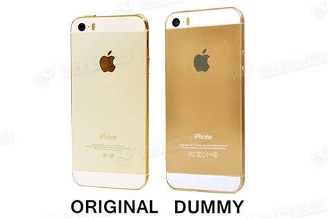 Hp Iphone 5s Gold Replika gold dummy display cell phone model non working for iphone 5s present ebay
