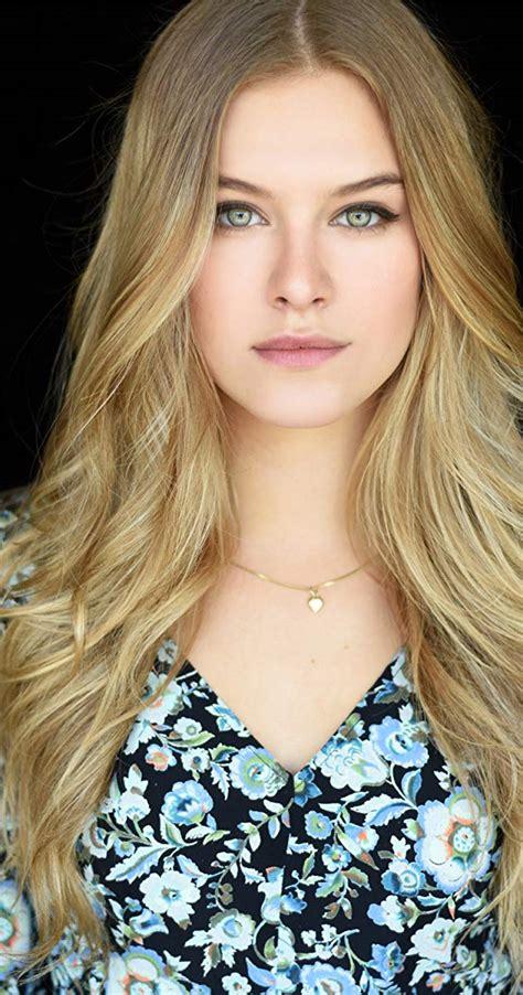 hot blonde actresses imdb tiera skovbye imdb