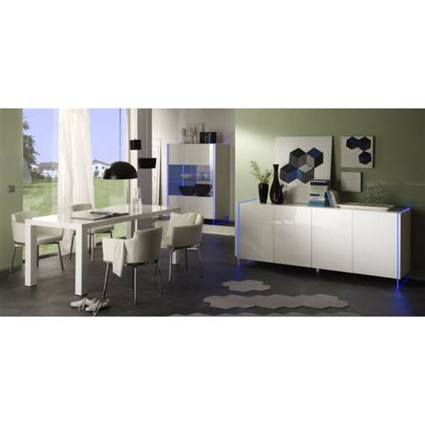 Table Salle A Manger Design Blanc Laque by Table De Salle 224 Manger Design Blanc Laqu 233 Excellence