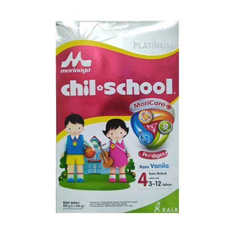 Morinaga Chil School Vanila 800 Gr jual chil school platinum vanila formula 800 gr