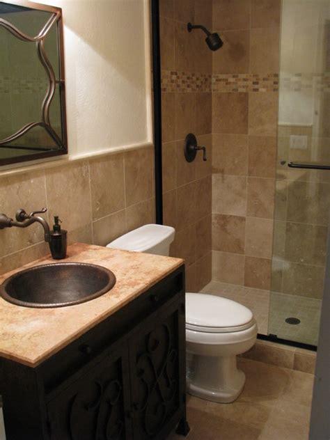 traditional bathroom  bronze fixtures home design