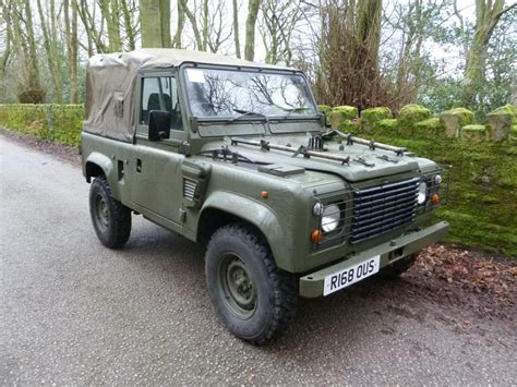 land rover wolf r168 ous 1997 land rover defender 90 wolf soft top
