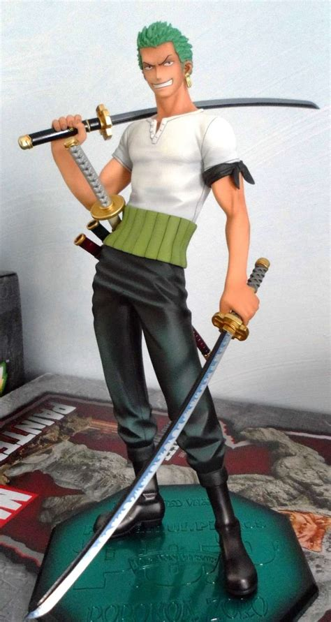 P O P Dx Roronoa Zoro 10th Limited Original Japan Ver Megahouse megahouse p o p roronoa zoro quot neo dx edition quot 10th limited ver