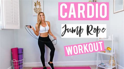 15 88 mb at home cardio jump rope workout giveaway