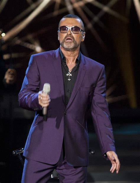 George Michael Could Hiv by George Michael Opens Up On Hiv Fears Before His