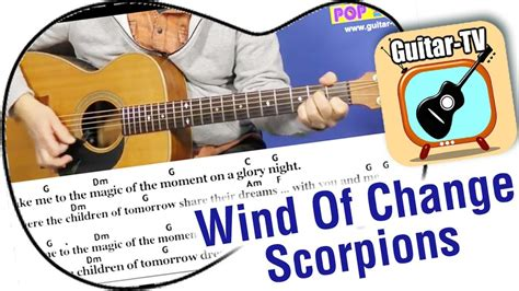 tutorial gitar wind of change 20 2 wind of change scorpions cover lyrics chords