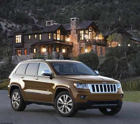 Jeep Jp9018 Brown List 2011 jeep grand 70th anniversary edition news and information conceptcarz